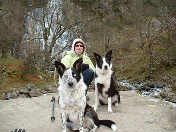 Aber Falls With T Blue and Lexxy